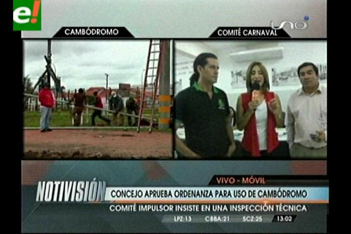Carnaval 2014: Ley municipal aprueba la realización del gran corso en el Cambódromo