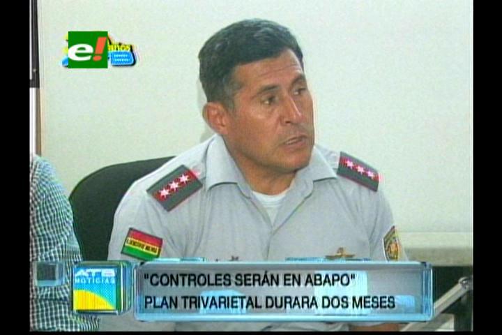 Aduana, COA y Ejército activan plan contra el contrabando