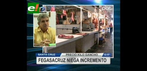 Fegasacruz niega escasez de carne en Santa Cruz y pide operativos de control