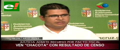 Tribunal de La Paz acepta demanda de Costas contra Morales por pacto fiscal