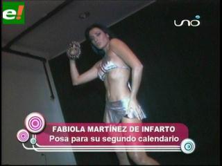 Fabiola Martínez imagen de Fini Lager