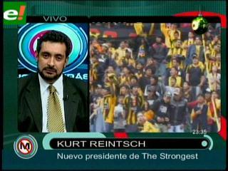 Comienza la nueva era de Kurt Reintsch en The Strongest