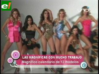 Magnífico calendario 2011 de El Deber