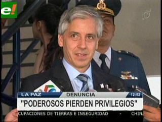 Álvaro García Linera habla de magnicidio