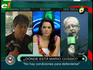 Adrián Oliva: «Esto es un golpe de estado institucional»
