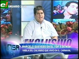 El calvario de Marcelo Quevedo