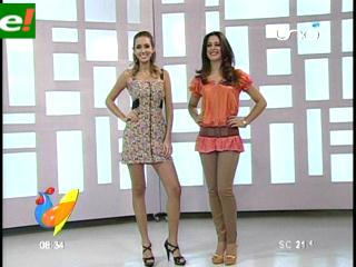 Las Magníficas estarán en el Bolivia Moda 2011