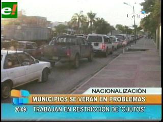 Nacionalización de autos traerá caos vehicular en ciudades capitales