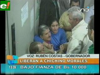 Justicia libera a Jorge Morales Alcalde de La Guardia