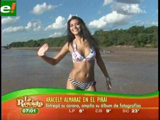 Aracely Almaraz renueva su book