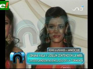 Salvador Madrid subraya temas de estética en candidatas al Miss Santa Cruz 2011