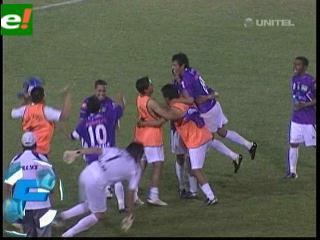 Oriente empata y juega mal ante Real Potosí