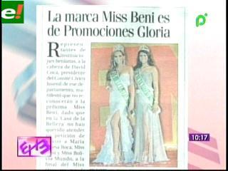 La marca Miss Beni es de Promociones Gloria