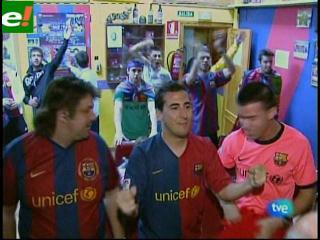 Barcelona y Real Madrid en una final cósmica