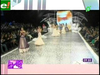 Bolivia Moda confirma a las bellas Magníficas
