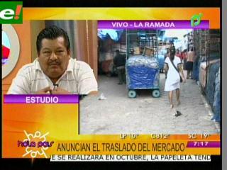 Mercado La Ramada tendrá que trasladarse
