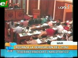 Polémica por la derogación del Decreto 21060
