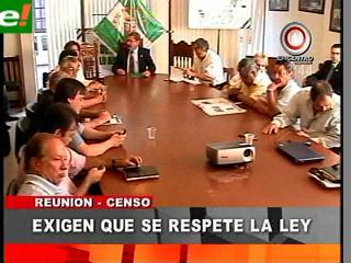 Comité Pro Santa Cruz se moviliza por la postergación del Censo
