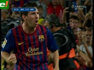 ¡Supercampeón! Barcelona le gana a Madrid 3-2