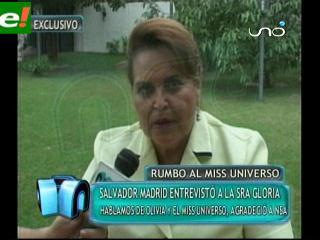 Gloria Limpias habló con NSA