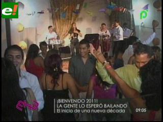 Las fiestas de Año Nuevo 2011