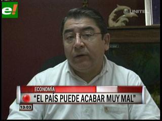 """Gary Rodríguez:""""El Gobierno no tiene un plan económico"""""""