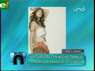 Sarita Rivera una modelo Magnífica