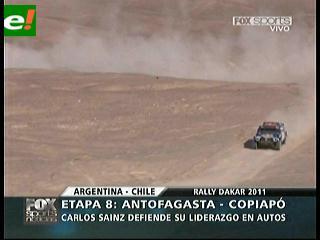 El Rally Dakar en tierras chilenas