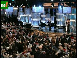 «La red social» y «Glee», grandes triunfadoras en los Globos de Oro