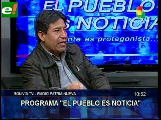 Choquehuanca explica sobre la renuncia de ministros
