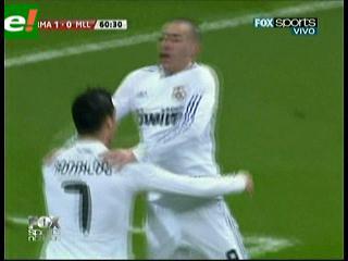Real Madrid sufre pero gana