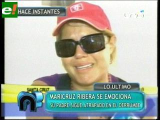 El dolor de Maricruz Ribera