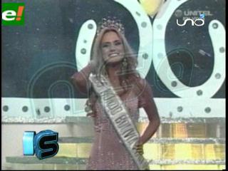 La farándula quiere a María Teresa Roca como representante en el Miss Universo