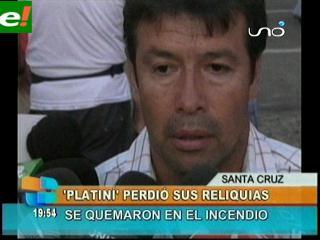 La impotencia de Platiní Sánchez