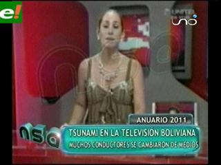 La danza de la tv y los cambios