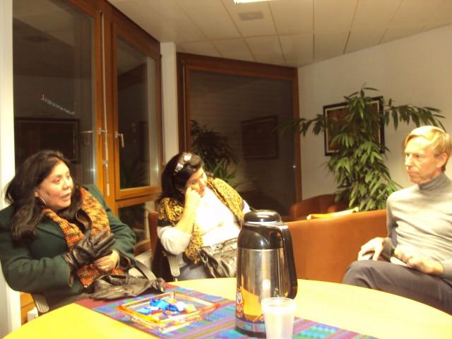 La dignidad del pueblo boliviano, fue defendida por Norma Pierola en la mas alta Instancia Mundial de los DDHH en Suiza.El mundo comienza a conocer el regimen dictatorial de Evo Morales que lleva mas de 100 muertos.