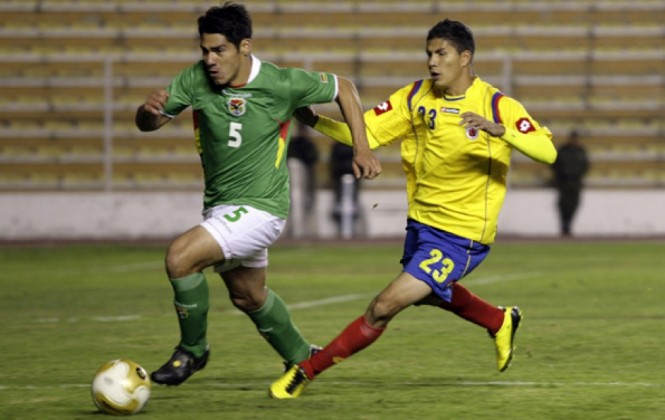 Eliminatorias: Colombia y Bolivia se enfrentarán en Barranquilla el 22 de marzo