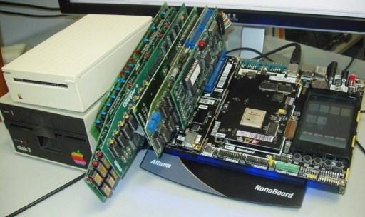 Apple II sobre FPGA - proyectos creativos basados en fpga