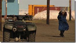 Los habitantes de Kivalina esperan que el gobierno estadounidense los ayude a encontrar otro lugar donde vivir.
