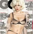 Destape, transformación y cambio de look de Michelle Williams en la tapa de la revista masculina GQ. (Web / Reuters)