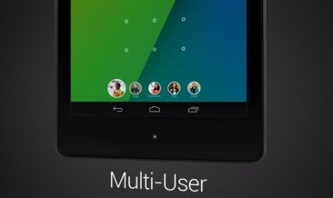 Multi user - Android 4.3 ya es oficial