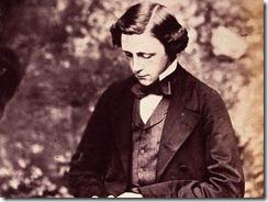 NPG P7(26), Lewis Carroll (Charles Lutwidge Dodgson)