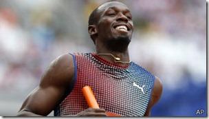 El corredor fue la sensación en los Juegos Olímpicos de Londres 2012.