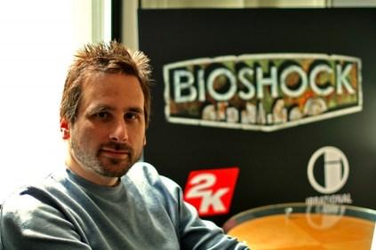 Ken Levine Bioshock videojuegos en chromecast