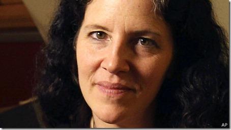 Laura Poitras ha estado bajo vigilancia del gobierno de EE.UU.