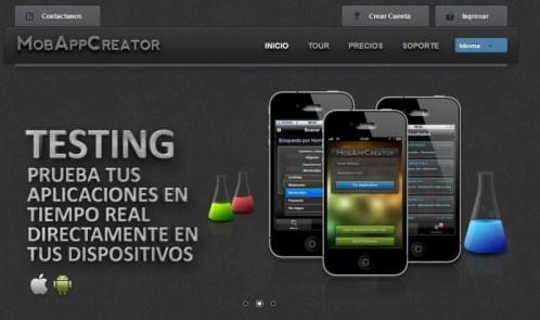 MobAppCreator Wayra Argentina