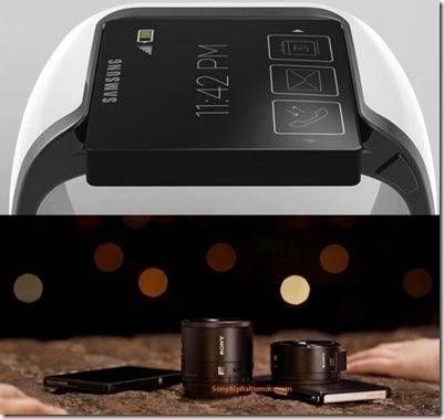 Samsung Sony IFA 2013