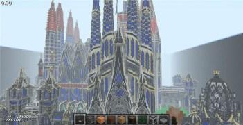 Sagrada Familia Minecraft