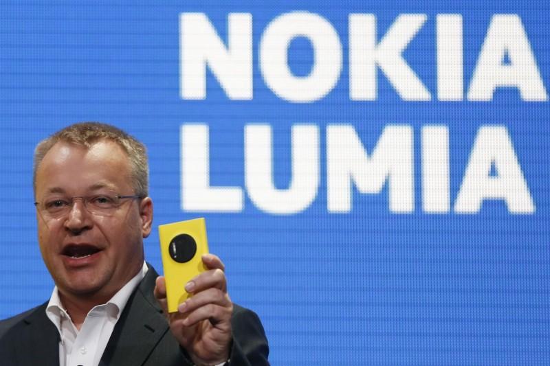 Elop Nokia