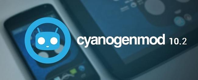 CyanogenMod 10.2 Logo